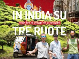 In India su tre ruote