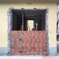 Ciao ciao dal muro